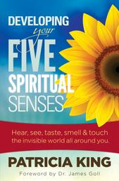Your Five Spiritual Senses - Hear, See, Taste, Smell, and Touch the Invisible World Around You