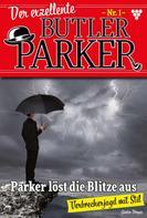 Günter Dönges: Der exzellente Butler Parker 1 – Kriminalroman ★★★
