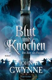 Die Zeit des Feuers - Blut und Knochen 2 - Roman
