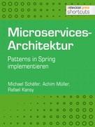 Michael Schäfer: Microservices-Architektur ★★★