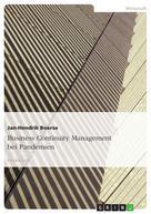 Jan-Hendrik Boerse: Business Continuity Management bei Pandemien