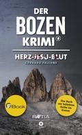 Corrado Falcone: Der Bozen-Krimi: Herz-Jesu-Blut ★★★★