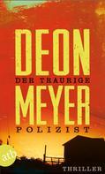 Deon Meyer: Der traurige Polizist ★★★★
