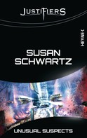Susan Schwartz: Justifiers - Unusual Suspects ★★★★