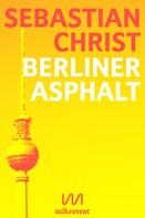 Sebastian Christ: Berliner Asphalt ★★★★