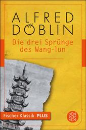 Die drei Sprünge des Wang-lun - Roman