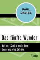 Paul Davies: Das fünfte Wunder