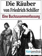 Robert Sasse: Die Räuber von Friedrich Schiller