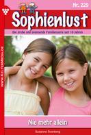 Susanne Svanberg: Sophienlust 229 – Familienroman ★★★★★