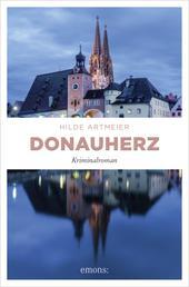 Donauherz - Kriminalroman
