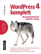 Tim Schürmann: WordPress 4 komplett ★★★★★