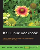 Willie L. Pritchett: Kali Linux Cookbook