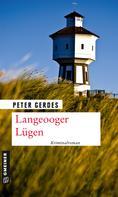 Peter Gerdes: Langeooger Lügen ★★★★