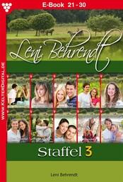 Leni Behrendt Staffel 3 – Liebesroman - E-Book 21-30