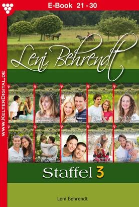 Leni Behrendt Staffel 3 – Liebesroman
