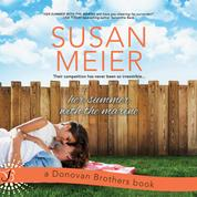 Her Summer with the Marine - The Donovan Brothers, Book 1 (Unabridged)