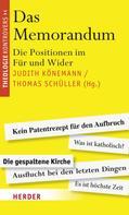 Judith Könemann: Das Memorandum