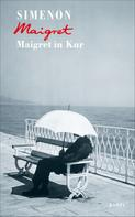 Georges Simenon: Maigret in Kur ★★★★
