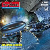 """Perry Rhodan 2487: Die String-Legaten - Perry Rhodan-Zyklus """"Negasphäre"""""""