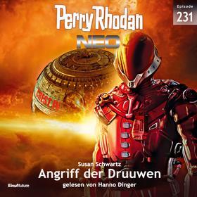 Perry Rhodan Neo 231: Angriff der Druuwen