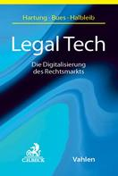 Markus Hartung: Legal Tech