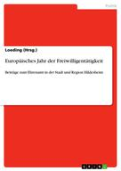 Loeding (Hrsg.): Europäisches Jahr der Freiwilligentätigkeit