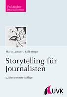Marie Lampert: Storytelling für Journalisten ★★★★★