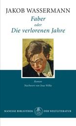 Faber oder Die verlorenen Jahre - Roman