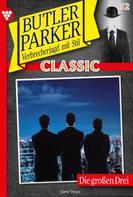 Günter Dönges: Butler Parker Classic 52 – Kriminalroman ★★★★★