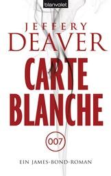Carte Blanche - Ein James-Bond-Roman