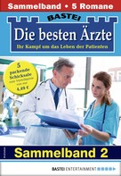 Stefan Frank: Die besten Ärzte 2 - Sammelband