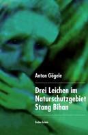 Anton Gögele: Drei Leichen im Naturschutzgebiet Stang Bihan