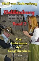 Eberhard Schmah: Heldenburg Band 2