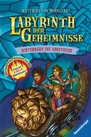 Matthias Bornstädt: Labyrinth der Geheimnisse 1: Achterbahn ins Abenteuer ★★★★