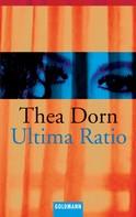 Thea Dorn: Ultima Ratio ★★★★
