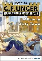 G. F. Unger: G. F. Unger Sonder-Edition 153 - Western ★★★★★