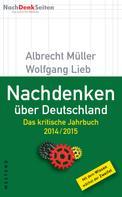 Albrecht Müller: Nachdenken über Deutschland ★★★★