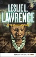 Leslie L. Lawrence: Die Säulen des Narasinha ★★★★★