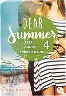 Ruby Baker: Dear Summer - Dieser Funke zwischen uns ★★★★