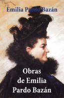Emilia Pardo Bazán: Obras de Emilia Pardo Bazán