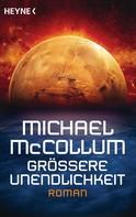 Michael McCollum: Größere Unendlichkeit - ★★★