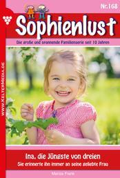 Sophienlust 168 – Familienroman - Ina, die Jüngste von dreien