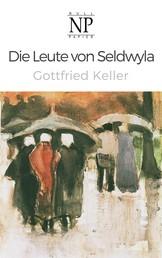 Die Leute von Seldwyla - Novellen
