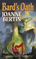 Joanne Bertin: Bard's Oath ★★★★★