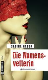Die Namensvetterin - Kriminalroman