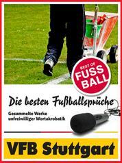 VFB Stuttgart - Die besten & lustigsten Fussballersprüche und Zitate - Witzige Sprüche aus Bundesliga und Fußball von Bobic bis Mayer Vorfelder