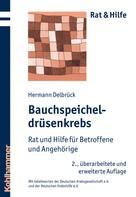 Hermann Delbrück: Bauchspeicheldrüsenkrebs ★★★★★