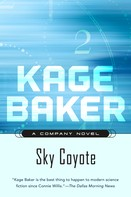 Kage Baker: Sky Coyote ★★★★★