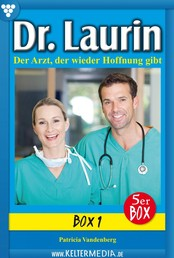 Dr. Laurin Box 1 – Arztroman - E-Book 1-5