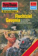 H.G. Francis: Perry Rhodan 1432: Fluchtziel Gevonia ★★★★